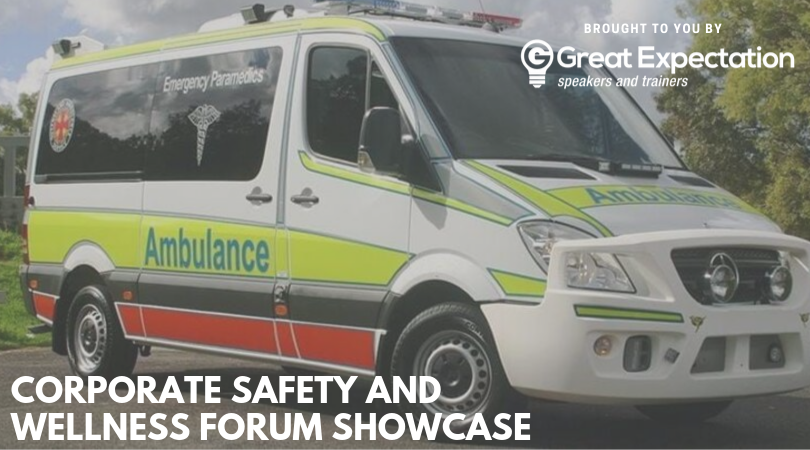 Corporate Safety and Wellness Forum Showcase