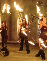 Solar Flair | Fire Performers